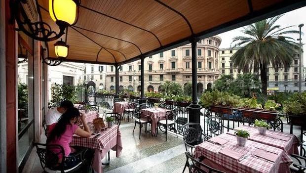 Genoa hotels - Hotel Continental