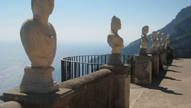Ravello Hotel Villa Cimbrone - Terrace of Infinity