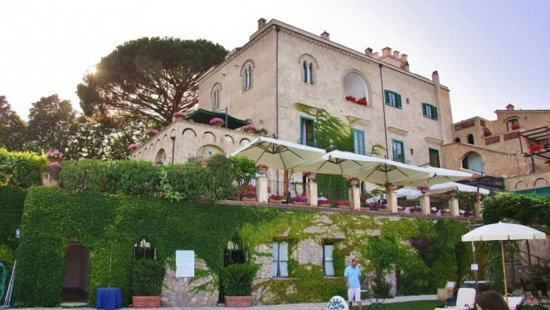 Ravello Hotel Villa Cimbrone Luxury Amalfi Coast Accommodation
