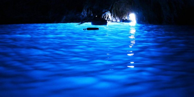 blue grotto in capri - a bewitching experience.