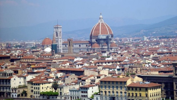 Florence Duomo - Archi Rossi free walking tour of Florence.