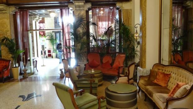 Genoa hotels - Grand Hotel Savoia