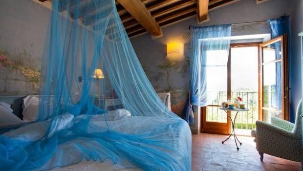 Tuscany Hotels - La Melosa Resort for a romantic getaway.