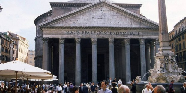 Holiday in Rome - for history, culture and fast-paced modern life