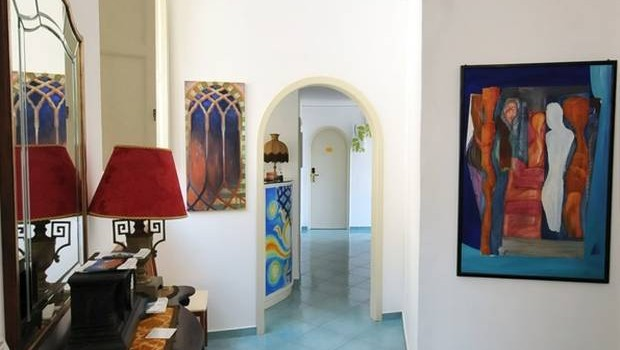 Hotel in Amalfi - Residenza Sole offers value for money & quirky décor on the Amalfi Coast.