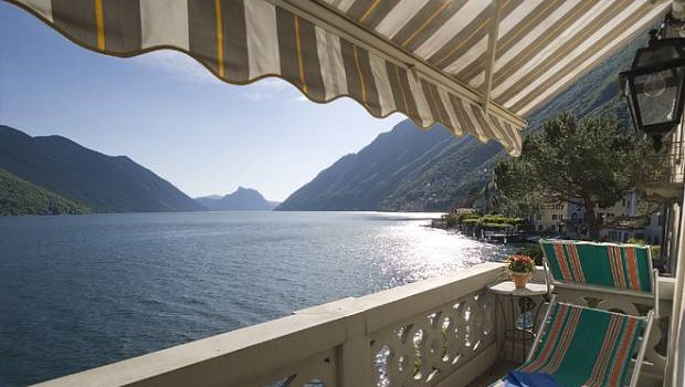 Italian Lakes holiday accommodation Residenze Valsolda
