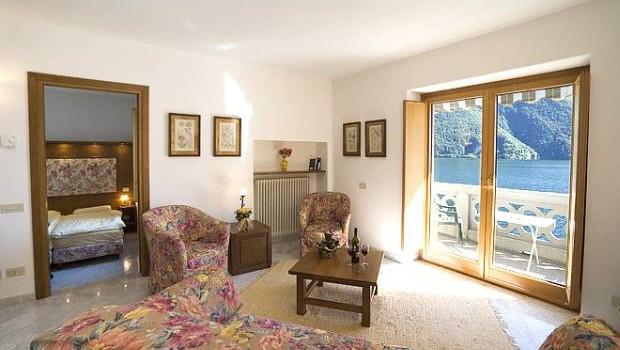 Italian Lakes holiday accommodation Residenze Valsolda.