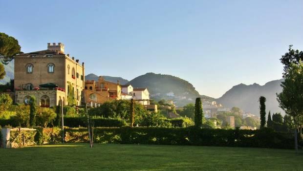 Ravello Hotels - Villa Cimbrone.