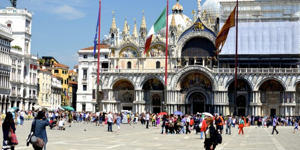 travel to italy, san marco venice.